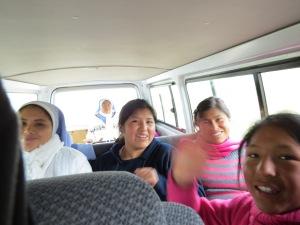 My passengers